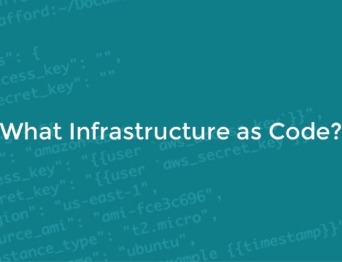 Conférence Infrastructure As Code