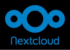 Logo application open source Nextcloud