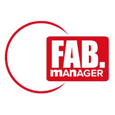 Logo application open source Fab Manager